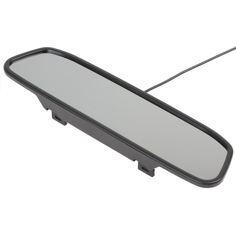 Universaalne auto 4.3 Digitaalne TFT LCD peegel Autode parkimise - Autode Elektroonika - Foto 6