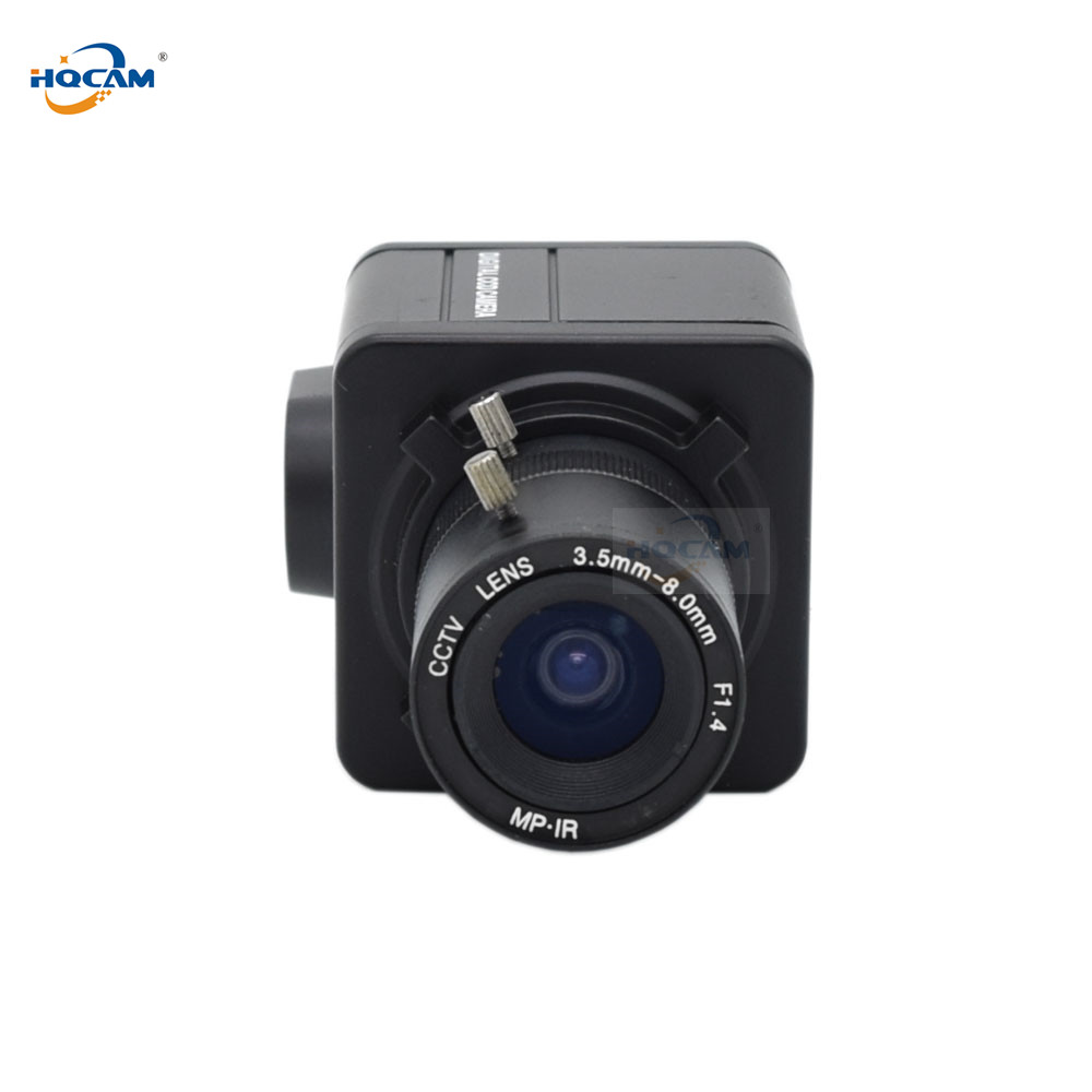 HQCAM 3.0MP 3.5-8mm Manual zoom lens Mini USB Webcam Camera Android Linux Windows for PC Video Conference Video conference live цены