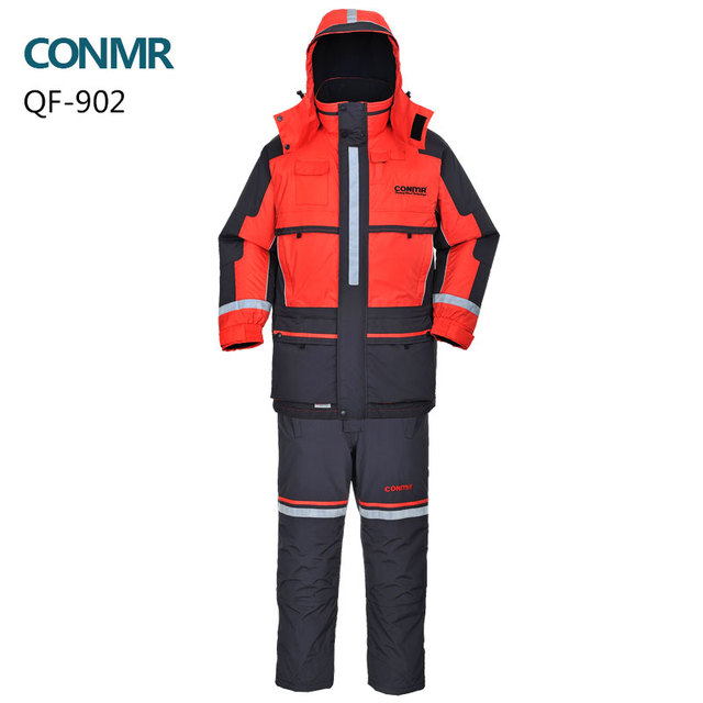 Conmr fishing supplies direct sales store small orders for Floating ice fishing suit