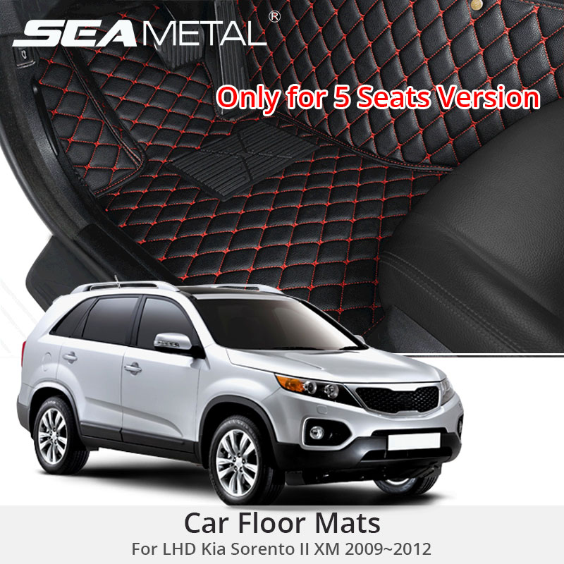 2011 Kia Sorento Accessories: For LHD Kia Sorento II XM 5 Seats 2012 2011 2010 2009 Car
