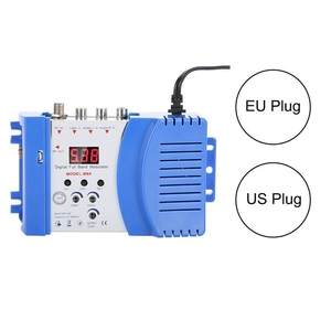 Image 5 - Professional Digital Vhf Uhf Rf Modulator Av To Rf Avto Tv Converter Adapter(Eu Plug)