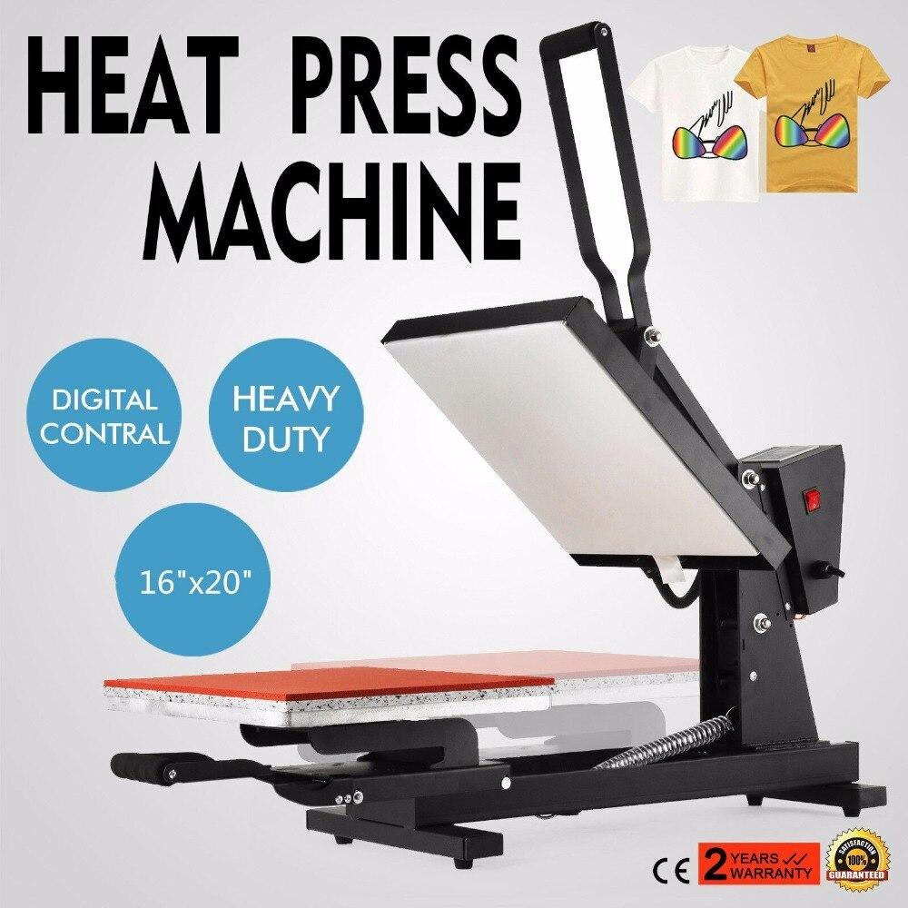 VEVOR Heat Press Machine For T-shirts Pants 16