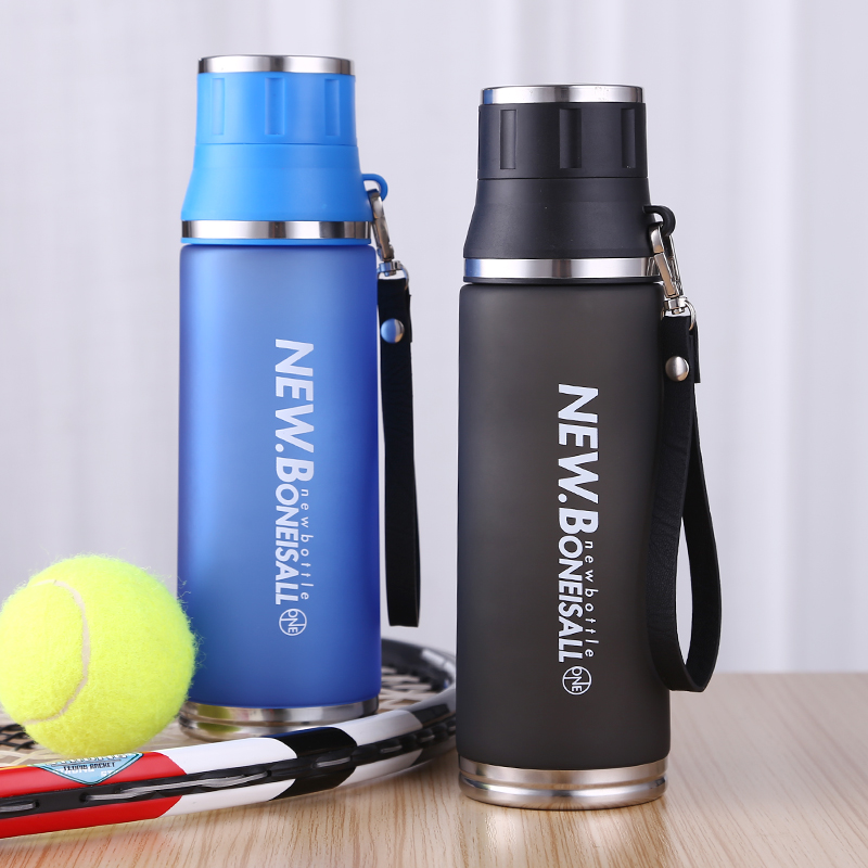 PP Sport Water Bottle For Outdoor For Tour 600ml Bottle High Quality Good Selling bottle for water Leak Proof With Rope