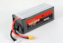 1pcs Wild Scorpion Lipo Battery 22.2v 10000mah 25c – 40c 6S1P 300A Continuous Discharge For RC Quadcopter Drone Helicopter Car A