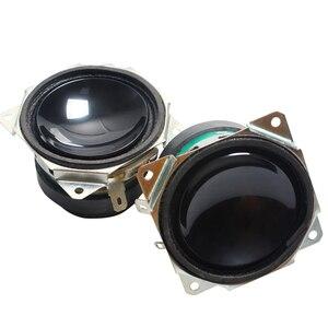 Image 4 - 2 pièces 2 POUCES 52 MM Mini Audio Haut parleurs Portables 8 Ohms 15 W Gamme Complète Haut Parleur Multimédia Subwoofer bricolage Pour Système de Son Home Cinéma