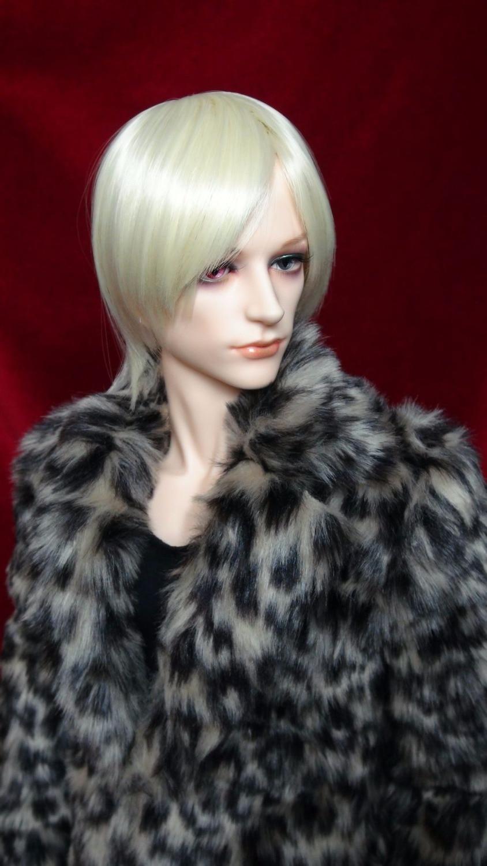 ID72 Dover 1/3 BJD SD Dolls Resin Body Model  Boys High Quality Toys For Girls Birthday Xmas Best Gifts