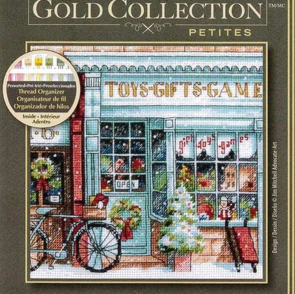 Free Delivery Popular Top Quality Counted Cross Stitch Kit Toys Gifts Game Shop Store Dim70-08900