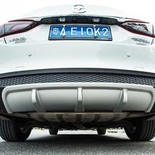 Автомобильный задний спойлер для Mazda 6 ATENZA, бампер диффузор автомобильные аксессуары