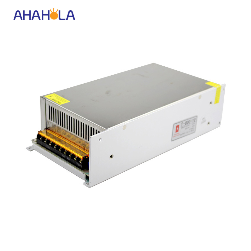 ac 110v 220v voltage transformer switching power supply 800w dc 12v 24v power supply
