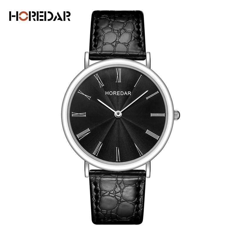 Hohe Qualität Business Kleid Uhr Frauen 2018 Luxus Top-marke Slim Leder Uhr Einfache Damen Armbanduhr Weibliche Uhr