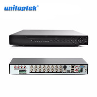 New BEST 16CH 1080P AHD DVR For 2 0MP Analog HD 1080P AHD CCTV Camera Network