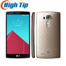"""Débloqué Original LG G4 H815T H810 H818 Quad core 32 GB ROM 16.0 MP Caméra 5.5 """"1440×2560 pixels 4G LTE Moblie téléphone"""