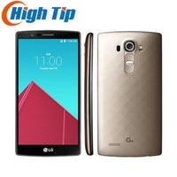 Unlocked Original LG G4 H815T H810 H818 Quad core 32 GB ROM 16.0 MP Aparat 5.5 ''1440x2560 pikseli 4G LTE Moblie telefon