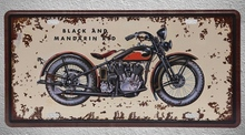 1 pc Motorcycle rider motorbike Harleysia plaques Tin Plates Signs Brussel wall man cave Decoration Metal Art Vintage Poster стоимость