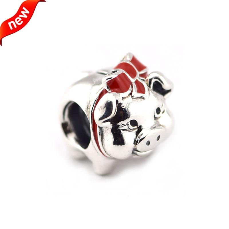 Pig Charm Pandora - Online Shopping