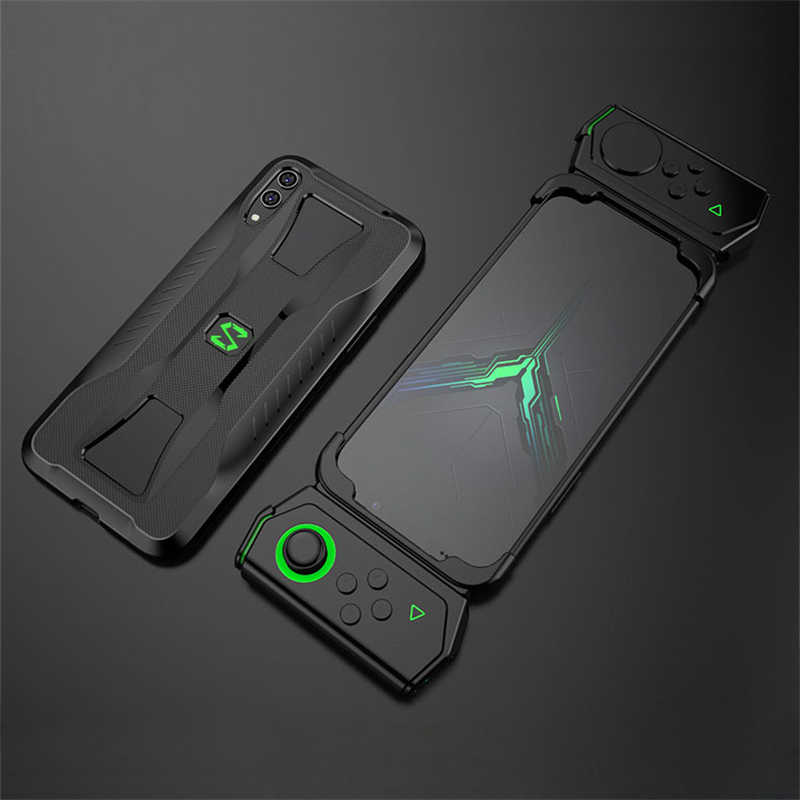 Detail Feedback Questions about Black Shark 2 Case Soft Full around