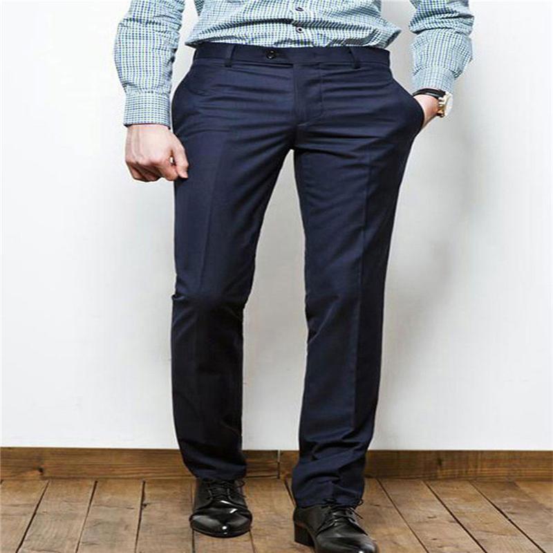 Popular Navy Dress Pants-Buy Cheap Navy Dress Pants lots from ...