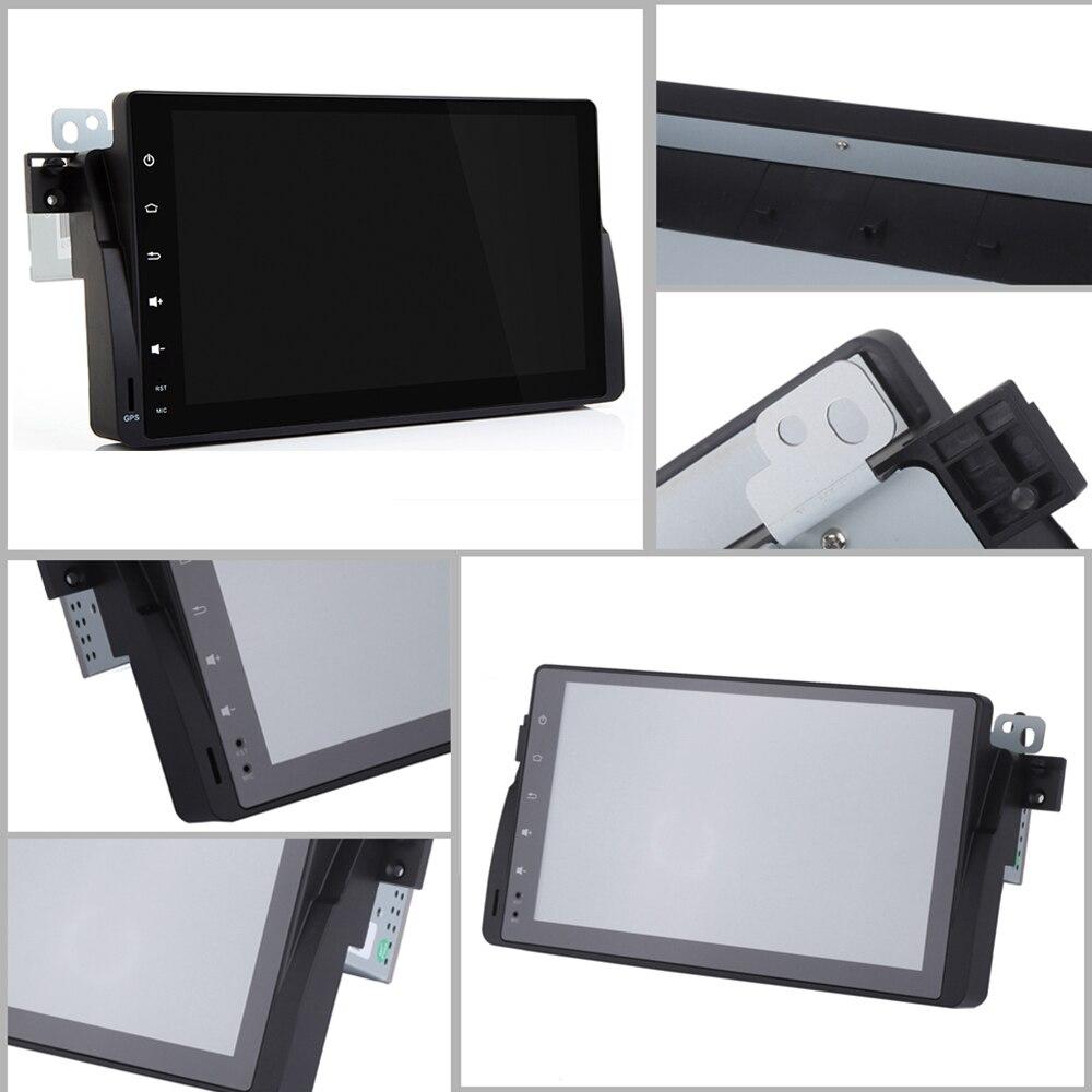 Android 8,1 GPS de coche para BMW serie E46 M3 95 05 unidad principal reproductor Multimedia de Radio estéreo con WIFI Bluetooth de navegación táctil - 2