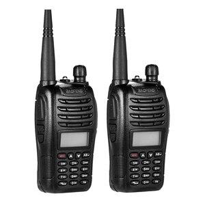 2PCS Portable Walkie Talkie Ba