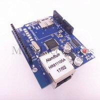 1PCS UNO Shield Ethernet Shield W5100 R3 UNO Mega 2560 1280 328 UNR R3 Only W5100