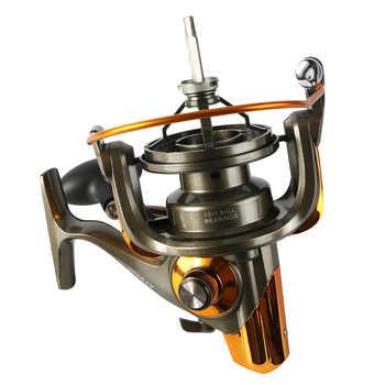 Full metal spool AT8000/9000 series trolling long shot casting for carp and salt water surf spinning big sea fishing reel