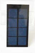 Solarparts 10pcs 2V 250mA PET Laminated Solar Modules High Quality and Low Price solar toys science