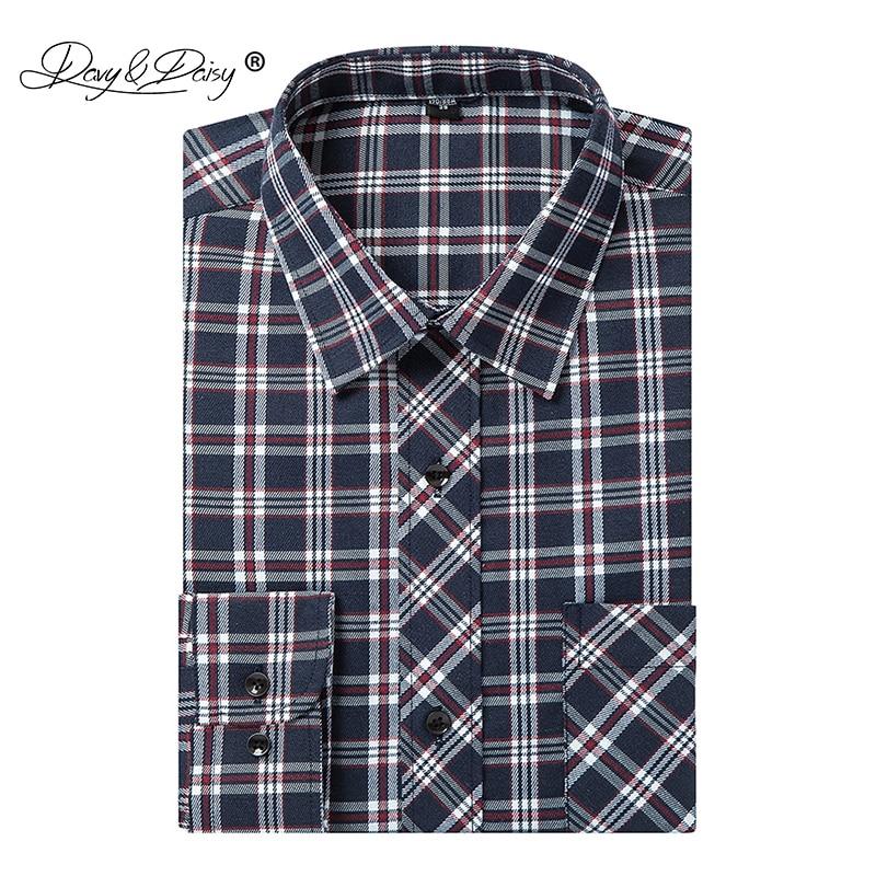 Davydaisy Marke Kleidung 2018 Neue Ankunft Flanell Männer Shirts Langarm Kariertes Hemd Slim Fit Camisas 9 Farben Ds197 Tropf-Trocken Mutter & Kinder Füsslinge