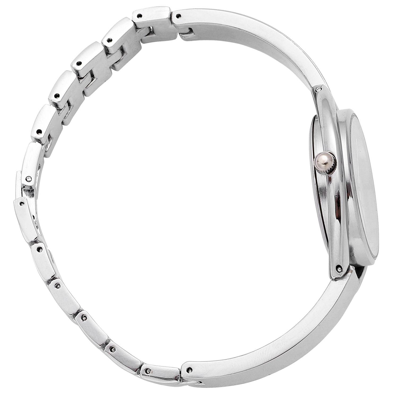 лучшая цена Lvpai Brand Luxury Women Bracelet Watches Fashion Women Dress Wristwatch Ladies Quartz Sport, P072 Silver white