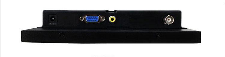 8 pulgadas de cáscara de hierro BNC computadora industrial VGA - Periféricos de la computadora - foto 4