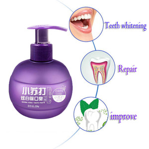 Image 3 - Stain Removal Whitening Toothpaste Fight Bleeding Gums Toothpaste Strong Cleaning Power Stain Remover Whitening Toothpaste