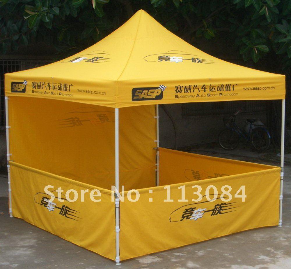 Free shipping high quality 2.5m x 2.5m outdoor steel frame folding gazebo / pop up tent / canopy / marquee / shelter / pavilion-in Sun Shelter from Sports ... & Free shipping high quality 2.5m x 2.5m outdoor steel frame folding ...