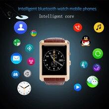 Hot!! Bluetooth Smart Telefon Zifferblatt, Freisprecheinrichtung, telefon Aufzeichnungen, Telefonbuch Auf Wrist Smartwatch Kamera Für Android IOS Telefone