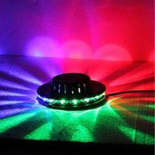 220V LED Sunflower  RGB Stage Light  Wedding Club Projector light 48 LE  for  Bar Party  Light