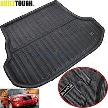 Accessoires pour Subaru Forester 2003   2008 coffre arrière plateau botte Liner Cargo tapis sol tapis protecteur 2004 2005 2006 2007