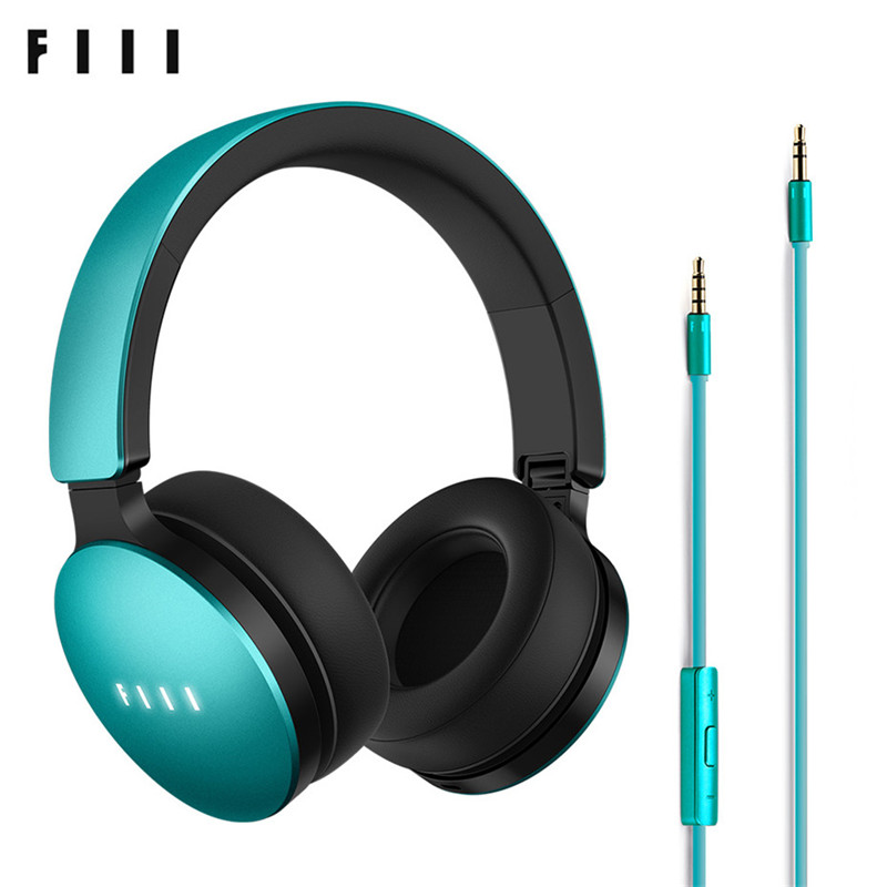Computer Media Active Noise: FIIL Music Wired Headphones Elegant Good Look Active Noise