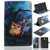 Dulcii Case For Samsung Galaxy Tab A 8 0 2017 SM T385 Bag Pattern Printing PU
