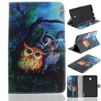 Dulcii Case For Samsung Galaxy Tab A 8 0 2017 SM T385 Bag Pattern Printing PU