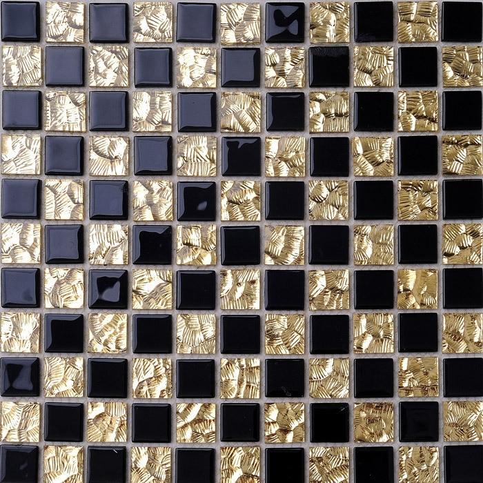 Glass Mosaic Tiles For Bathroom Home Improvement Mirror