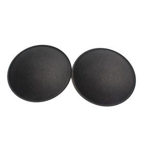 Image 2 - 2PCS 130มม./150มม.สีเทาสีดำลำโพงเสียงฝุ่นหมวกHardกระดาษฝุ่นสำหรับซับวูฟเฟอร์วูฟเฟอร์อุปกรณ์ซ่อมอะไหล่