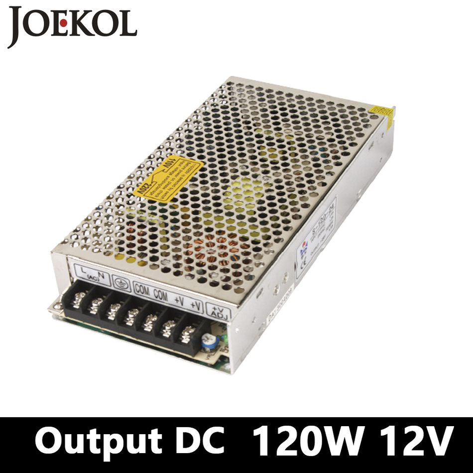 switching power supply 120W 12v 10A,Single Output ac-dc converter for Led Strip,AC110V/220V Transformer to DC 12V high power switching power supply 1500w 12v 125a single output ac dc converter for led strip ac110v 220v transformer to dc 12v