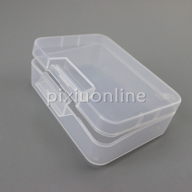 Ds404b food grade pp transparent business card storage box 9468 ds404b food grade pp transparent business card storage box 946831cm reheart