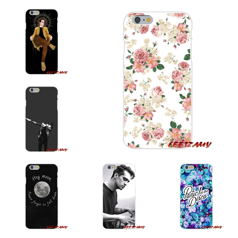 For Samsung Galaxy S3 S4 S5 MINI S6 S7 edge S8 S9 Plus Note 2 3 4 5 8 Accessories Phone Cases Covers Panic At The Disco