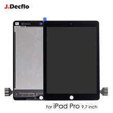 цена на Original/OEM LCD Screen Replacement For iPad Pro 9.7 inch A1673 A1674 A1675 LCD Display Touch Screen Combo Assembly Orig