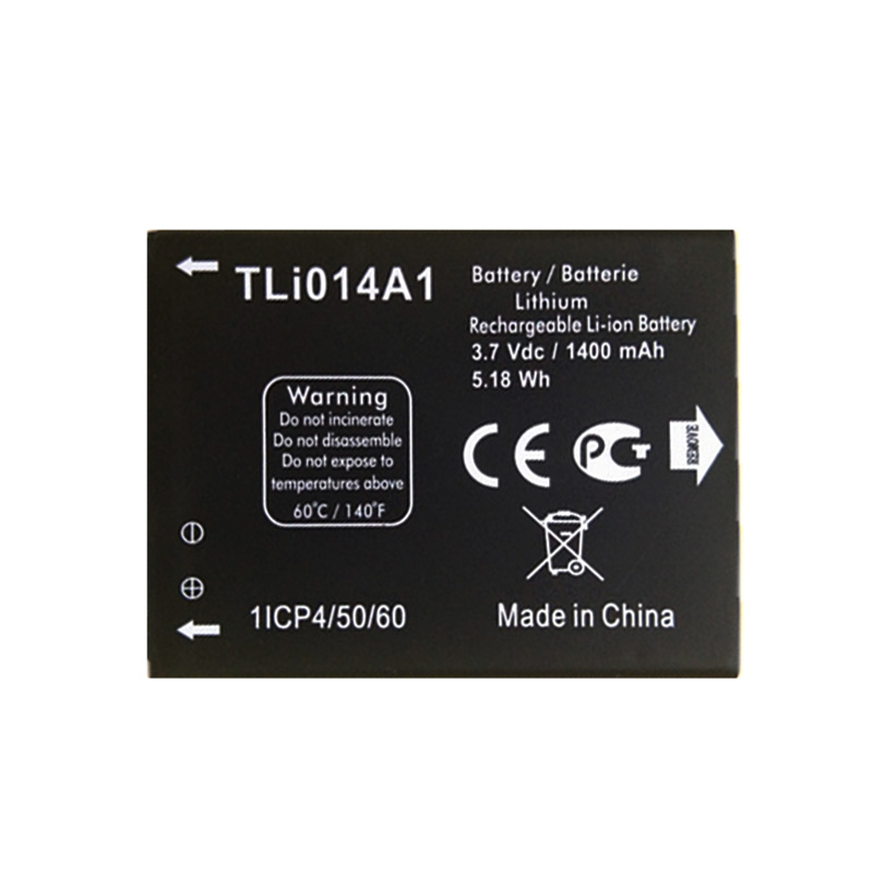New 1400mAh Battery TLi014A1 For Alcatel Pixi 3 4.5