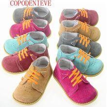 COPODENIEVEGenuine en cuir enfants shoes filles garçons shoes enfants shoes nouvelle arrivée enfants sneakers filles baskets enfant de mode