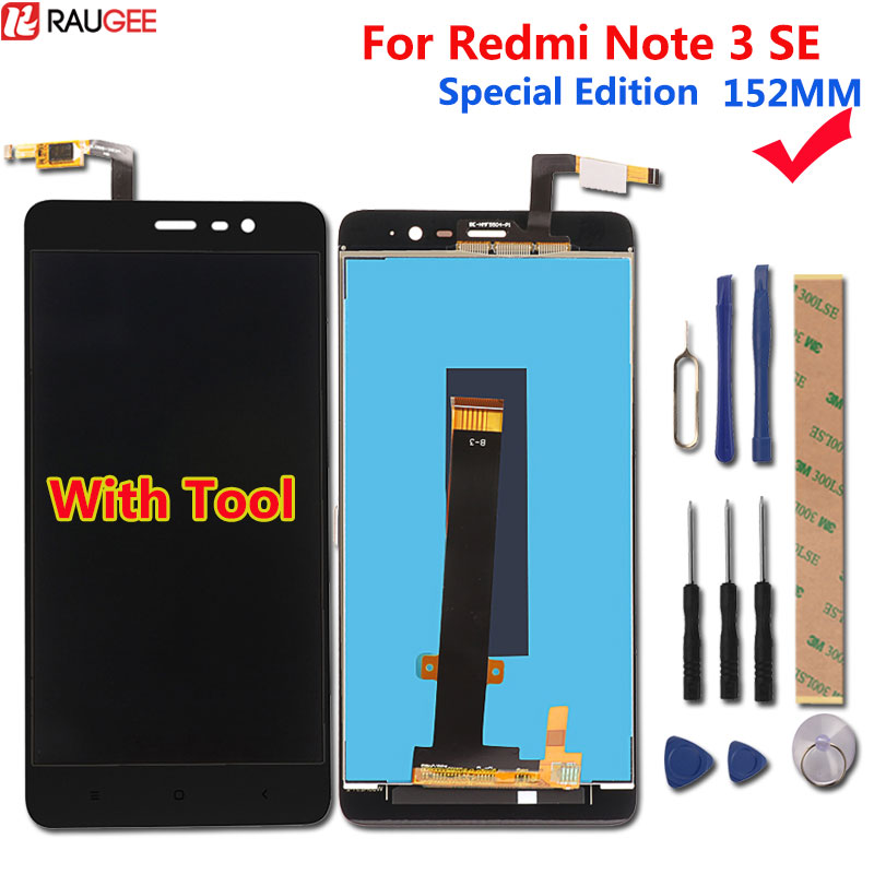 For Xiaomi Redmi Note 3 Pro Se LCD Display+Touch Digitizer Screen For Xiaomi redmi Hongmi Note3 Prime SE Special Edition For Xiaomi Redmi Note 3 Pro Se LCD Display+Touch Digitizer Screen For Xiaomi redmi Hongmi Note3 Prime SE Special Edition