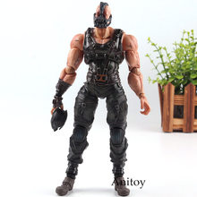 The Dark Knight Rises Trilogy Bane Play Arts Kai Figures Square Enix PVC Action Figure Collectible Model Toy(China)