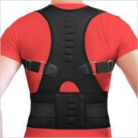 Magnetic Back Support Shoulder Posture Corrector Men Medical Massage Belts Orthopedic Products Health Care
