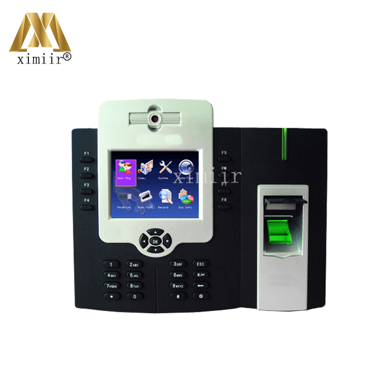 Free shipping linux system 50000 users tcp/ip 3g access control system and time attendance iclock880H device