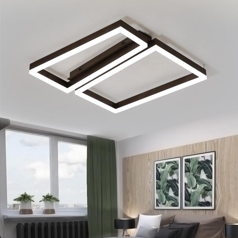 Deckenleuchten 32W Deckenlampe Acryl Lampenschirm Design für ...